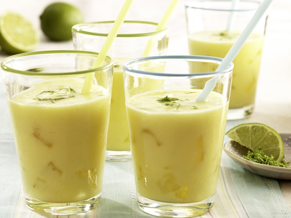 recipe image tropical shake